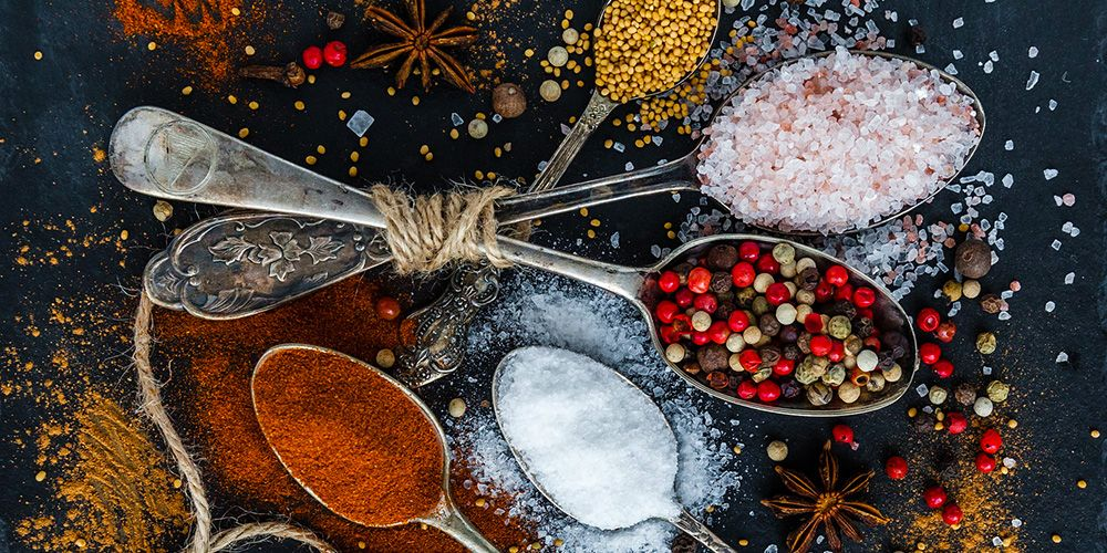 Le spezie le tue preziose alleate in cucina vivi al top - Le spezie in cucina ...